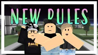 New Rules - Dua Lipa | Roblox Music Video