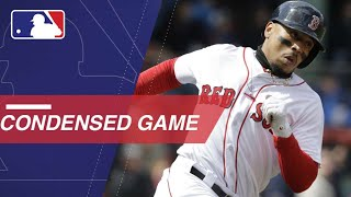 Condensed Game: TB@BOS - 4/8/18