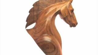 Horse Head Statue By Kalistah.com