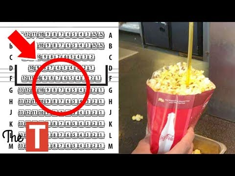 Thumbnail: 10 Dark Secrets Movie Theatres Don't Want You To Know