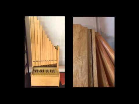 Portative Organ Improvisation 2013/8/24