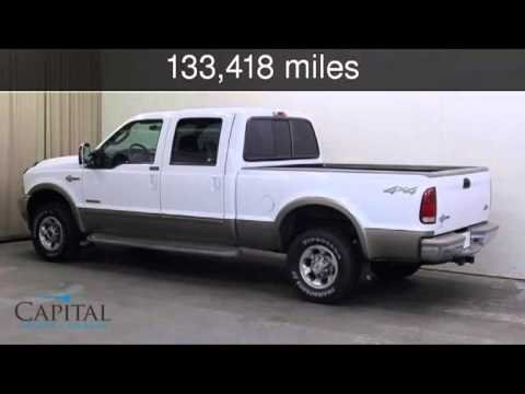 2004 Ford Super Duty F-250 King Ranch Used Cars - Eau Claire,Wisconsin