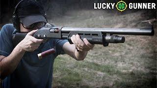 The Remington 870 for Home Defense: Part 1