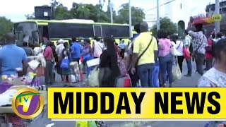 Easter Mostly Canceled Lockdown in Effect | Jamaica's Crime Problem - April 1 2021
