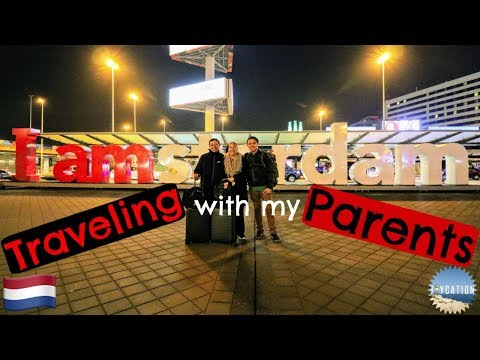 AMSTERDAM HOP ON HOP OFF BUS & BOAT TOUR | NETHERLANDS TRAVEL GUIDE
