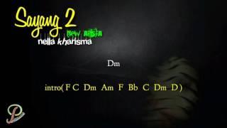 Chord gitar sayang 2 (nella ft new arista)