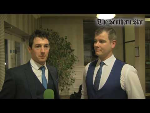 Mark Cronin and Donal O'Sullivan | Gabriel Rangers | West Cork Sports Star Awards 2016