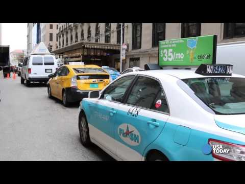 How ride share services are killing taxi cabs
