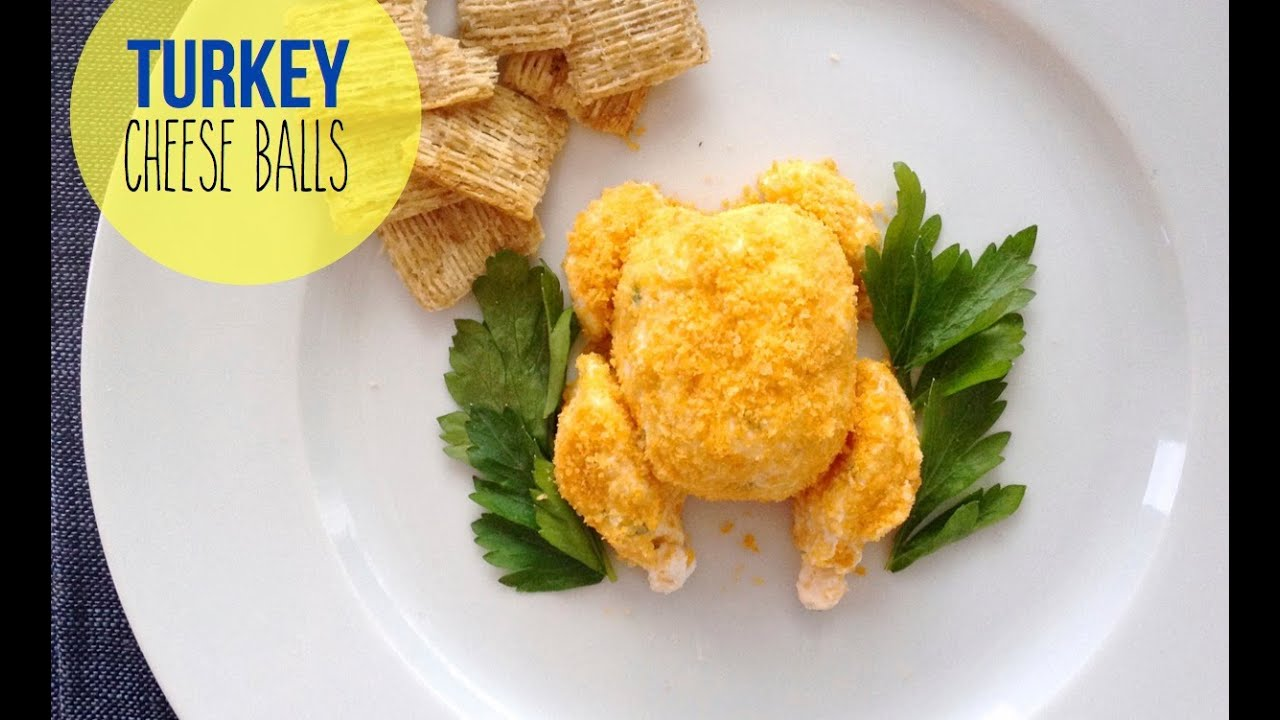 Turkey Cheese Ball Recipe Photo By Taste Of Home