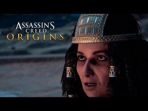 ASSASSIN'S CREED ORIGINS #20 | RITUAL DA VIDA