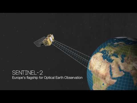 Copernicus - Sentinel 2B