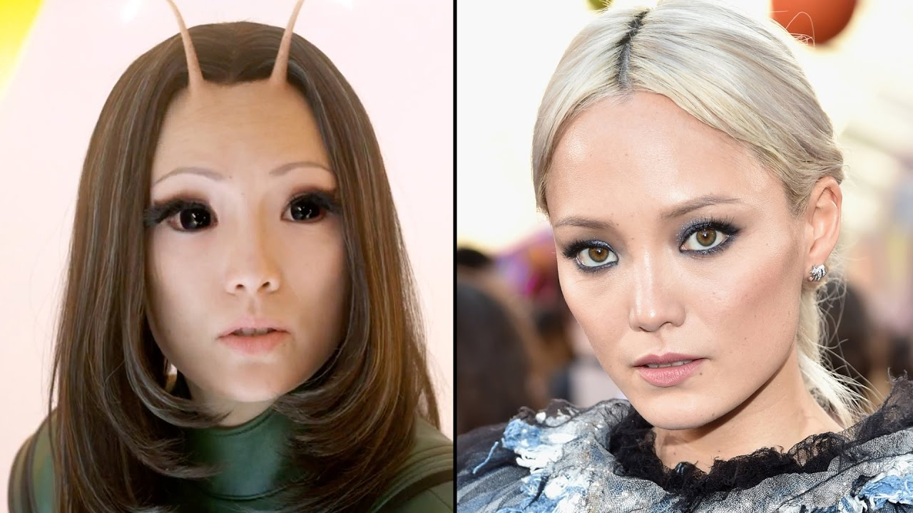 Klementieff's take on Mantis