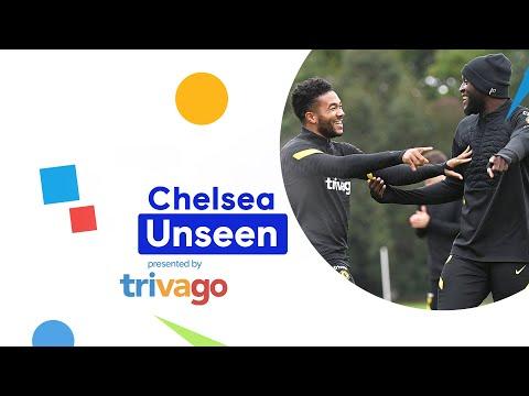 International Players Return, Lukaku v James & Chilwell v Alonso In Speed Drill 👀 | Chelsea Unseen