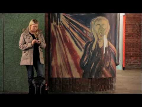 Edvard Munch, The Scream and Oslo - Lonely Planet travel video