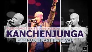 ZUBEEN GARG'S NEW FILM KANCHENJUNGA ANNOUNCED AT NORTHEAST FEST' 2017