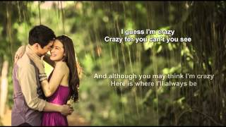 Richard Poon - Crazy with lyrics