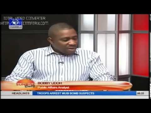 Channels TV Sunrise Show Interview