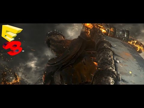 Dark Souls 3 E3 2015 Trailer - Early 2016 Release - PS4, Xbox One, PC (Dark Souls 3)
