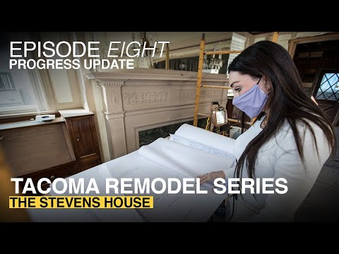 Anne Curry Homes | TACOMA REMODEL SERIES //EPISODE EIGHT : Progress Update