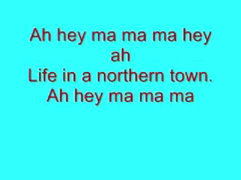 life in a northern town~sugarland~lyrics