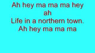 life in a northern town~sugarland~lyrics Video