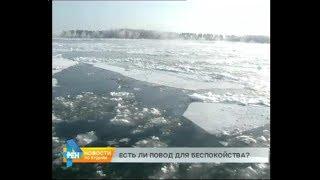 Рівень Ангари в межах Усолья-Сибірського досяг критичних показників