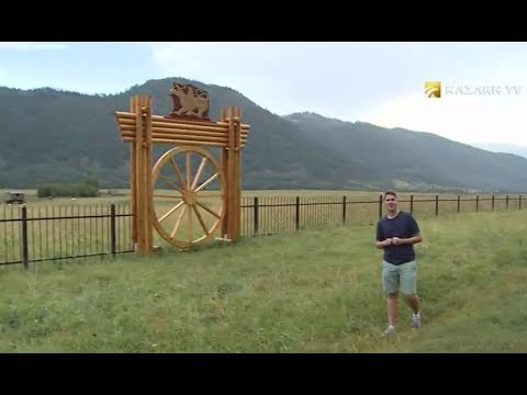 Discovering Kazakhstan №20. Buried gold in the valley of the kings