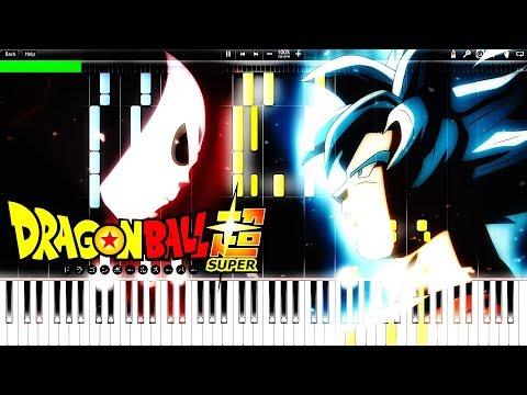 Dragon Ball Super OST - A Fearsome Foe | Piano Tutorial