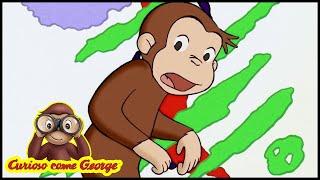 Curioso come George 207 Un Quadro Speciale  Cartoni Animati per Bambini  Stagione 2