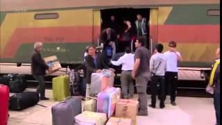 Un billet de train pour la Turquie