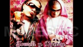 Jowell y Randy - Se Enciende El Party(DJ Majestic).avi
