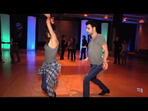 Dimitris & Carmen at the 2011 World Latin Dance Cup