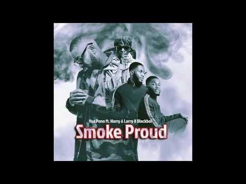 Yaa Pono - Smoke Proud ft. Harry & Larry & Blackboi (Audio Slide)