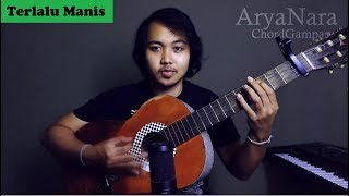 Download Lagu Chord Gampang (Terlalu Manis - SLANK) by Arya Nara (Tutorial) mp3
