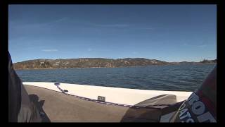 GoPro Clearlake Bass Fishing 2014