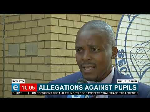 Soweto schoolgirl allegedly raped by fellow pupils