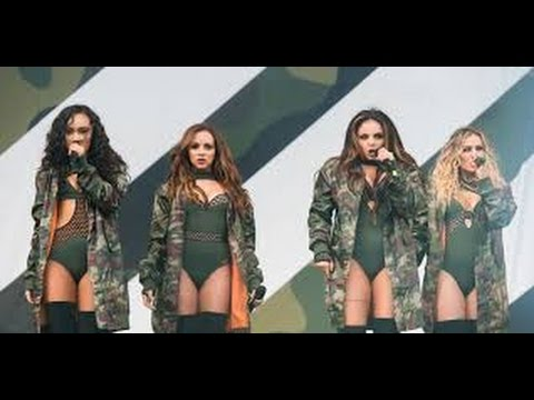 Jesy Nelson Beatboxing ft Jade , Leigh And Perrie Mp3
