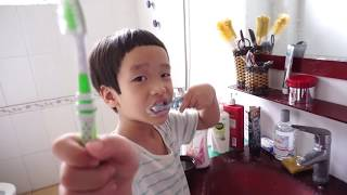 Are You Sleeping Brother John Morning Routine Nursery Rhyme Song for Kids Educational Video