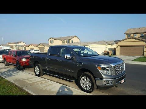 Nissan Titan XD Review, love my new truck