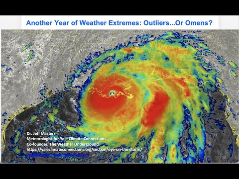 2021 Weather Extremes: Outliers … or Omens?