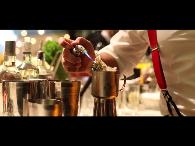 Bar Gourmet para Eventos - Casamentos, aniversários e comemorações.