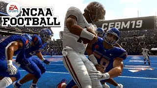 HOW TO PLAY AS COLLEGE FOOTBALL TEAMS IN MADDEN
