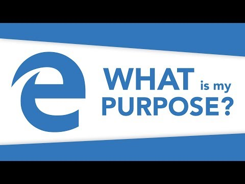 Why does Microsoft even bother with Edge?