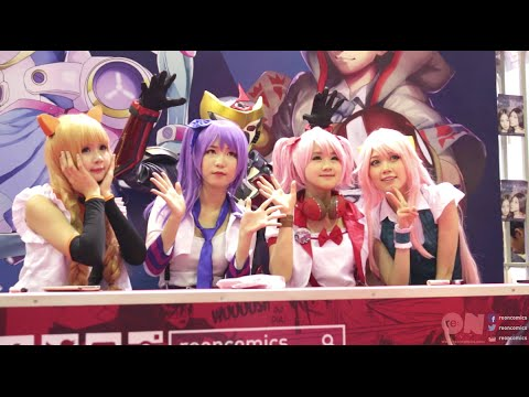 Liputan re:ON Comics di Indonesia Comic Con 2015