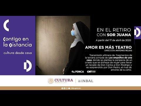 En el retiro con Sor Juana | Fragmento de la jornada tercera de Los empeños de una casa