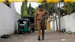 Sri Lanka: Razzia gegen Islamisten - 15 Tote bei Explosionen