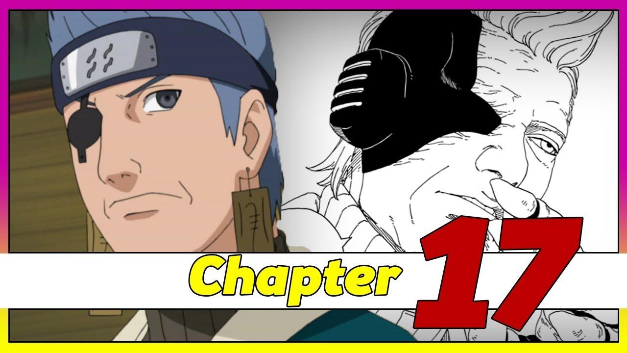 he s still alive kara make their move boruto chapter 17