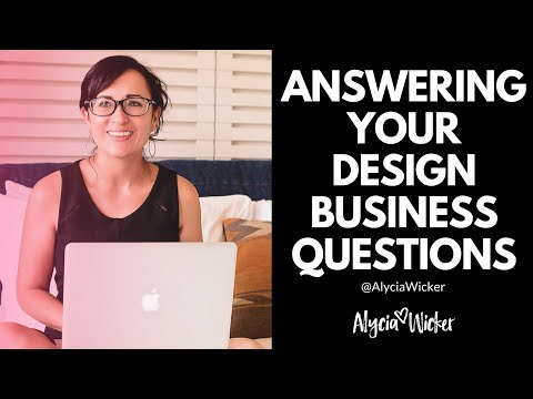 Interior Design Business Questions Answered