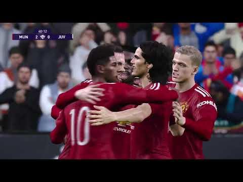 eFootball PES 2021 SEASON UPDATE  MANU VS JUVENTUS |