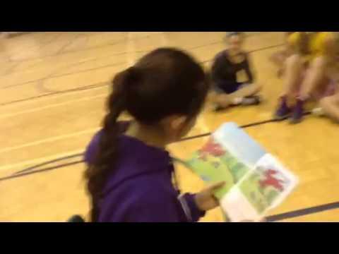 Rachel Speed reads MB 2014